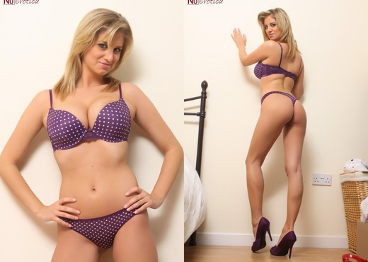 Jenny McClain In Polkadots - NuErotica - Solo Hot Gallery