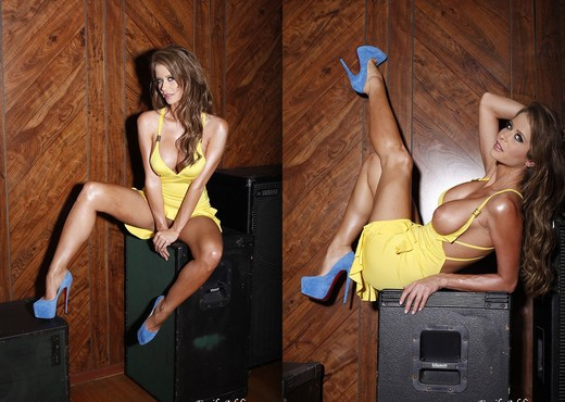 Emily Addison - Blue Suede Shoes - Solo Image Gallery
