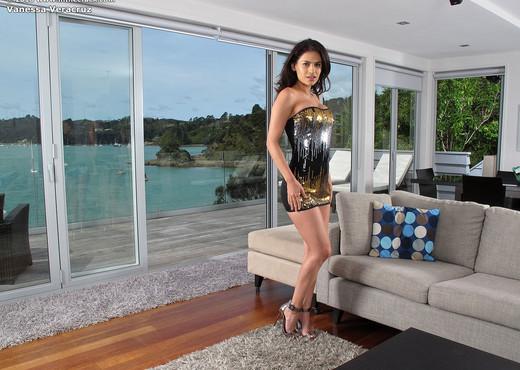 Vanessa Veracruz - InTheCrack - Latina Sexy Photo Gallery
