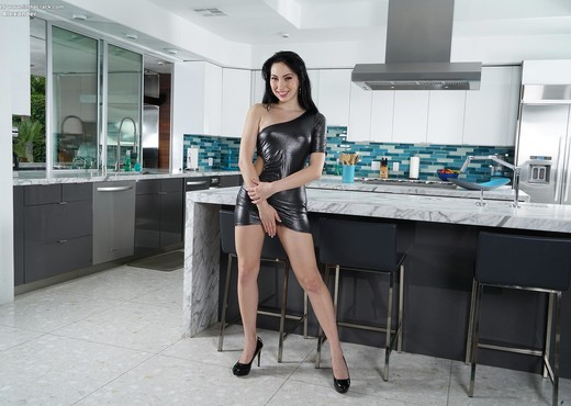 Aria Alexander - InTheCrack - Pornstars Sexy Photo Gallery