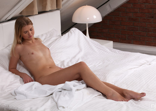 Violette - My Stimulation - Nubile Films - Solo Nude Gallery