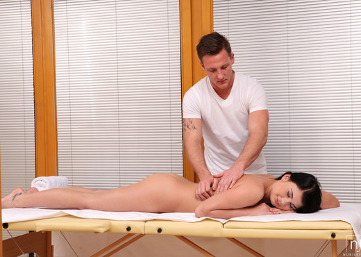 Lucy Li - Full Body Massage - Nubile Films - Hardcore Porn Gallery