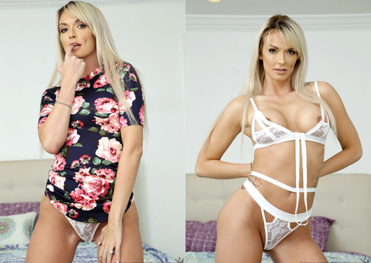 Brooke Paige - Just Right - MILF Hunter - MILF Sexy Photo Gallery