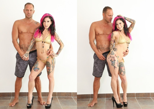 Joanna Angel - Anal Sex On The Beach - Burning Angel - Pornstars Nude Gallery