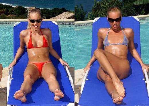 Brea Bennett, Sandy - Ravishing - ALS Scan - Lesbian Sexy Gallery