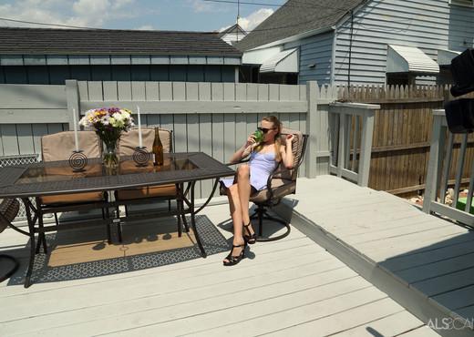 Aubrey Star - Candlesnuffer - ALS Scan - Solo TGP