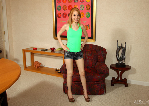 Mae Olsen - Double Dip - ALS Scan - Toys Nude Pics