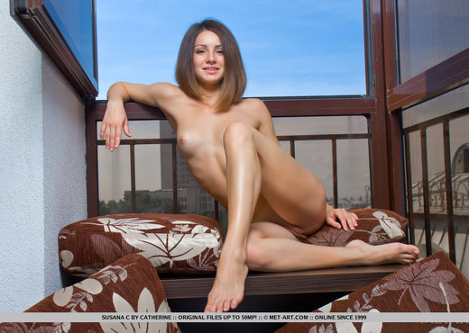 Susana C - Cortege - MetArt - Solo Nude Pics