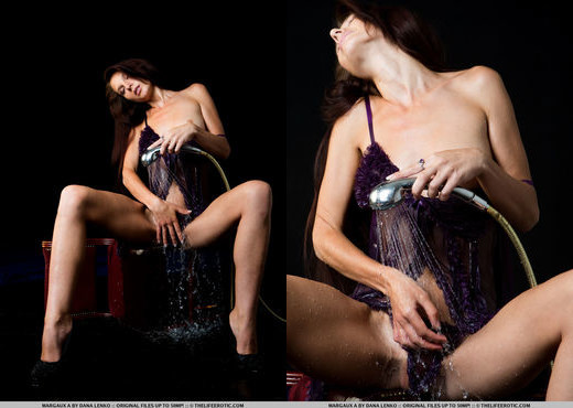 Margaux A - Wet - The Life Erotic - Solo TGP
