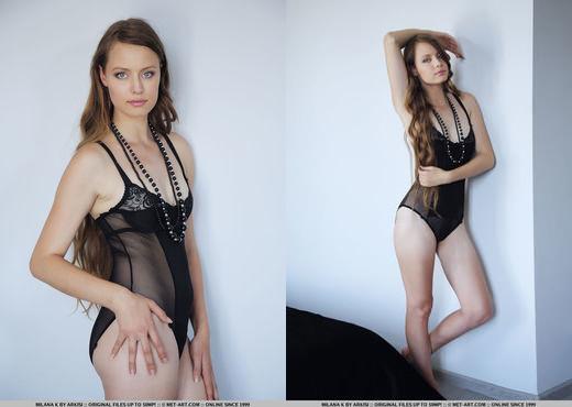 Milana K - Idazita - MetArt - Solo Image Gallery