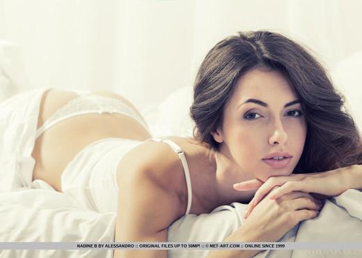 Nadine B - Lurra - MetArt - Solo Image Gallery