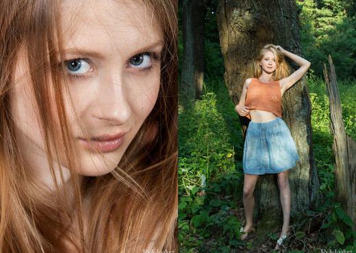 Daisy Gold - Arbaro - Rylsky Art - Solo Nude Pics