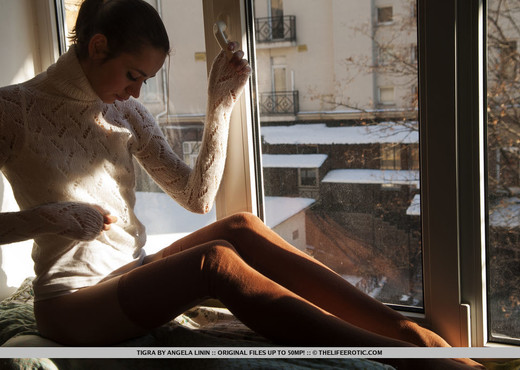 Tigra - Teasing Strangers - The Life Erotic - Solo Image Gallery