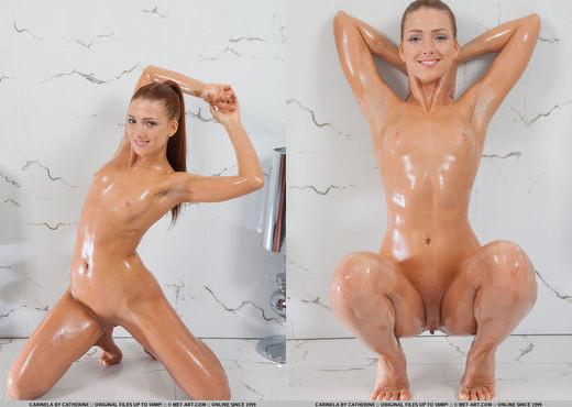 Carinela - Yokka - MetArt - Solo Nude Pics