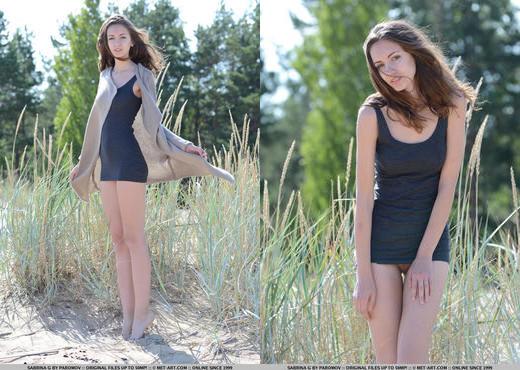 Sabrina G - Presenting Sabrina - MetArt - Solo Sexy Photo Gallery