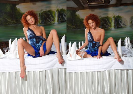Natalie Red - The Function - Erotic Beauty - Solo Hot Gallery