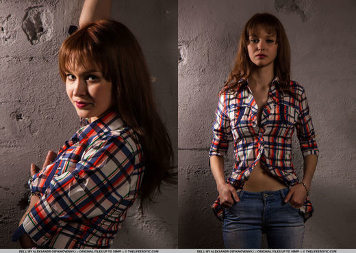 Delli - Beauty - The Life Erotic - Solo HD Gallery