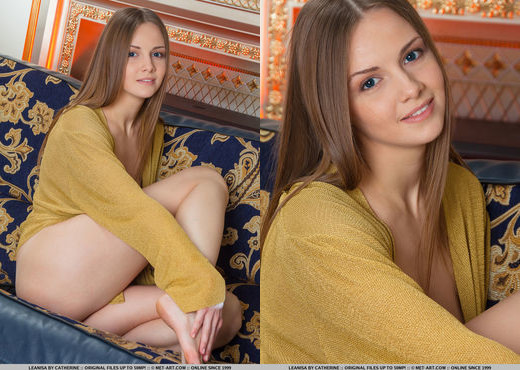 Leanisa - Alotena - MetArt - Solo Picture Gallery