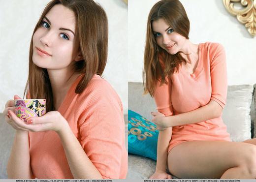 Marta E - Taeva - MetArt - Solo Nude Pics