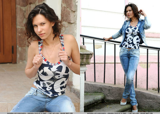 Suzanna A - Marcada - MetArt - Solo Nude Pics