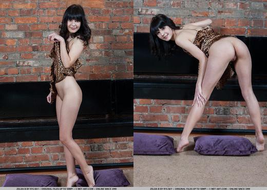 Zelda B - Iranty - MetArt - Solo Nude Pics
