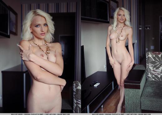Nika N - Allaty - MetArt - Solo HD Gallery