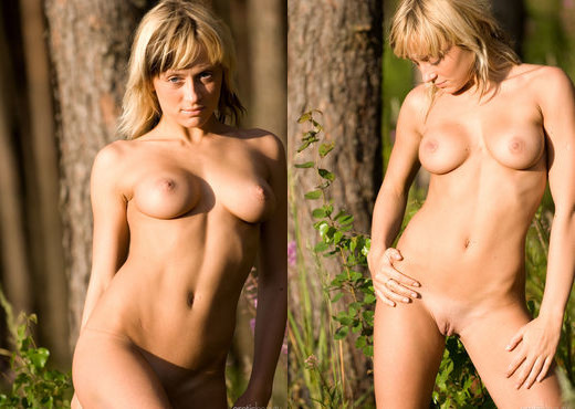 Yandla - In The Woods 2 - Erotic Beauty - Solo Hot Gallery