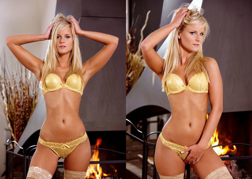 Miela - Light My Fire - Holly Randall - Solo Sexy Photo Gallery