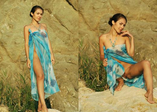 Olga G - Summer Breeze - Erotic Beauty - Solo Porn Gallery