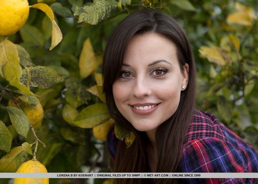Lorena B - Yaline - MetArt - Solo Picture Gallery