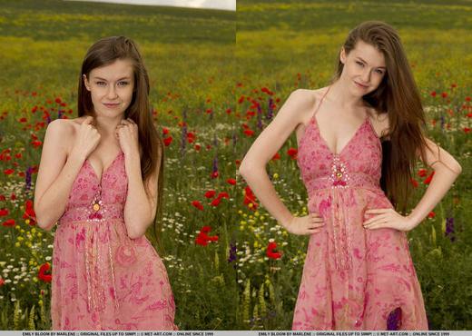 Emily Bloom - Grimas - MetArt - Solo Sexy Photo Gallery