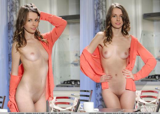 Lucia D - Sinelua - MetArt - Solo Nude Gallery
