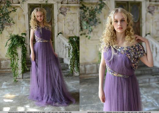 Angelika D - Ryza - MetArt - Solo Sexy Gallery