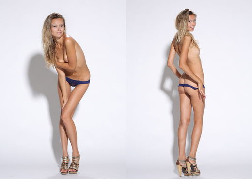 Monica A - MONICA - Eternal Desire - Solo Nude Pics