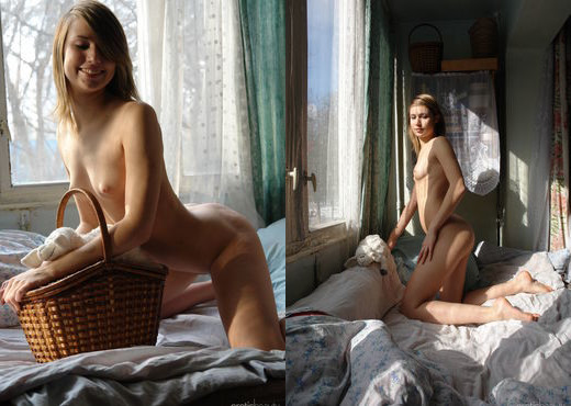 Alizeya A - Sunny Morning 1 - Erotic Beauty - Solo Image Gallery