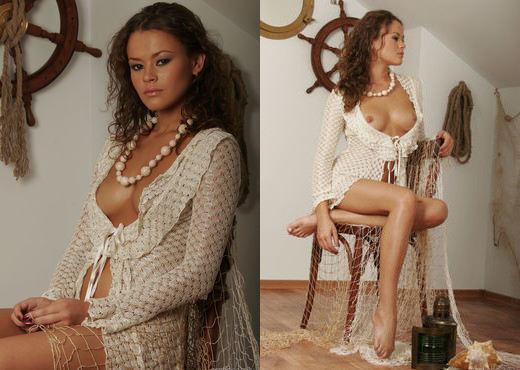 Nastya A - The Days Catch - Erotic Beauty - Solo TGP