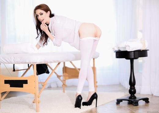 Anna De Ville - Sloppy, Anal Massage Slut Anna - Evil Angel - Anal Nude Pics