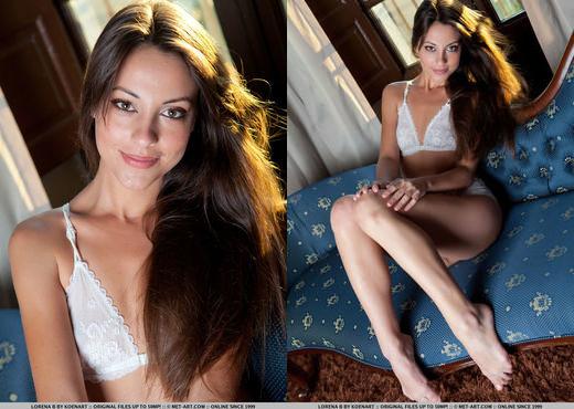 Lorena B - Nasali - MetArt - Solo Porn Gallery