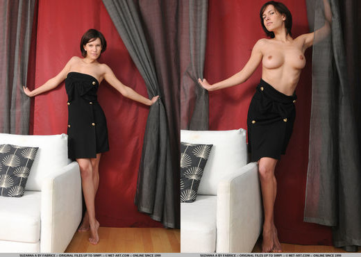 Suzanna A - Ovari - MetArt - Solo Nude Pics