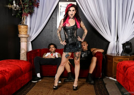 Joanna Angel - Cindy Queen of Hell Part 1 - Burning Angel - Hardcore Sexy Gallery