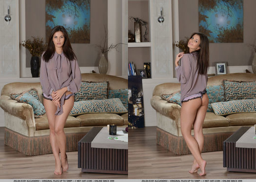 Zelda B - Holary - MetArt - Solo Nude Pics