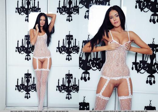 Macy B - Mursia - MetArt - Solo Nude Pics