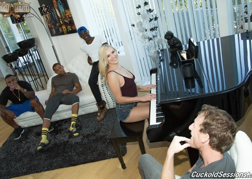 Summer Day - Cuckold Sessions - Interracial Image Gallery