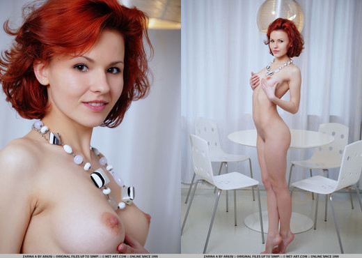 Zarina A - Presenting Zarina - MetArt - Solo Nude Pics