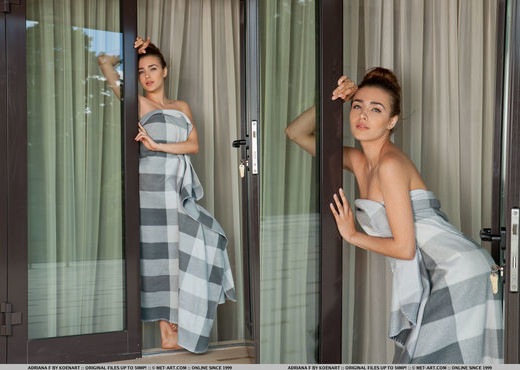 Adriana F - Ilivise - MetArt - Solo Sexy Gallery