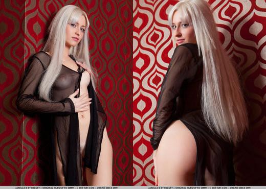 Janelle B - Magisa - MetArt - Solo Porn Gallery