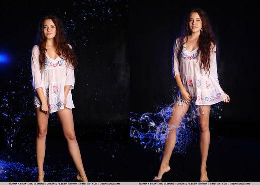 Norma A - Zaphanta - MetArt - Solo Nude Pics