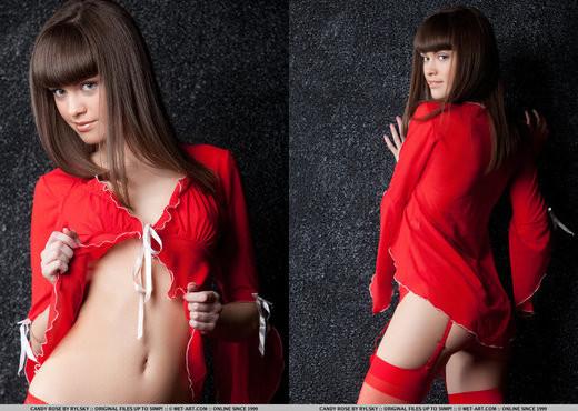 Candy Rose - Bersedia - MetArt - Solo Hot Gallery