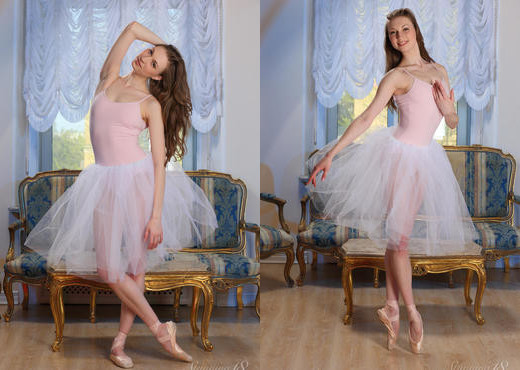 Annett A - Pointe Shoes - Stunning 18 - Teen HD Gallery