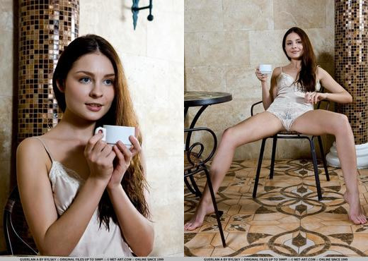 Guerlain A - Supaya - MetArt - Solo Nude Pics